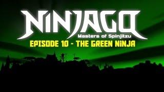 LEGO® NINJAGO - Ο ΠΡΑΣΙΝΟΣ ΝΙΝΤΖΑ - ΕΠΕΙΣΟΔΙΟ 10ο