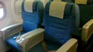 inside at philippine airlines rp 8614