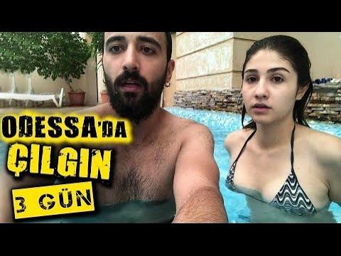 Odessa Arcadia Vlog - WE FINALLY SWIM