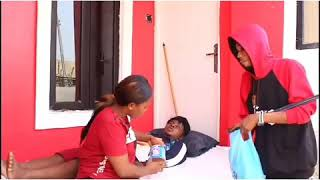 LAUGH PILLS COMEDY 2019 How some africans console their sick friends BRO SOLOMON COMEDY