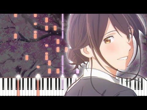 [Fanfare] I Want To Eat Your Pancreas OP / Sumika (Piano Tutorial & Sheets)