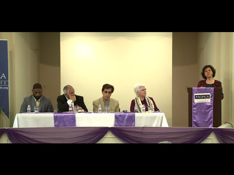 Panel: Muslim Voices Against Extremism - San Fernando Valley