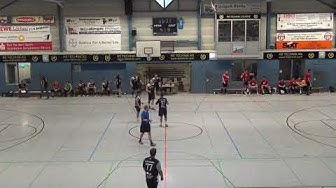 Handball Westfalen, Oberliga Herren, HC TuRa Bergkamen – ASV Hamm-Westfalen 2, 22:33 (12:19)