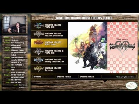 Egoraptor Live Stream