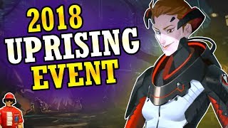 Overwatch - Uprising 2018 Event Start Date, New Skin Themes, & PvE Game Mode Predictions