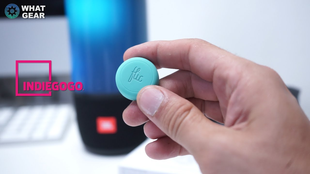 Flic Smart button! What can it do?
