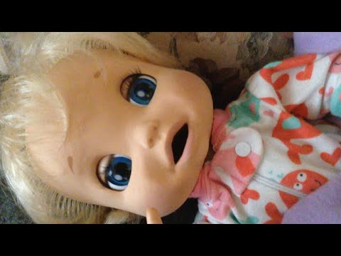 Baby Alive 2006 Beatrix Is Sick Youtube