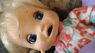 Baby Alive 2006 Beatrix is Sick