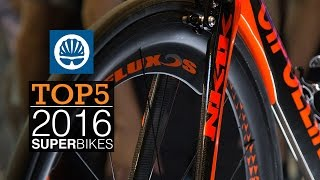 Top 5 - Road Super Bikes 2016