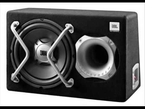 techno thx bass test i love big speakers