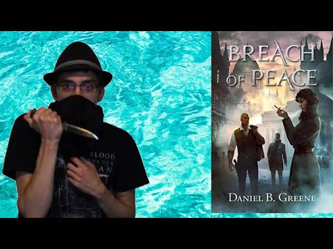 A GOOD YouTuber book? - Breach of Peace review