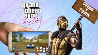 How To Download Gta Vice city  for Android Mobile|highly compressed