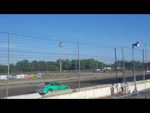 Lincoln County Raceway Sport Compact heat 6/28/19