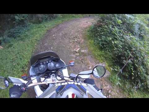 Honda Africa Twin & TM 250 cc Asturias profunda (3)