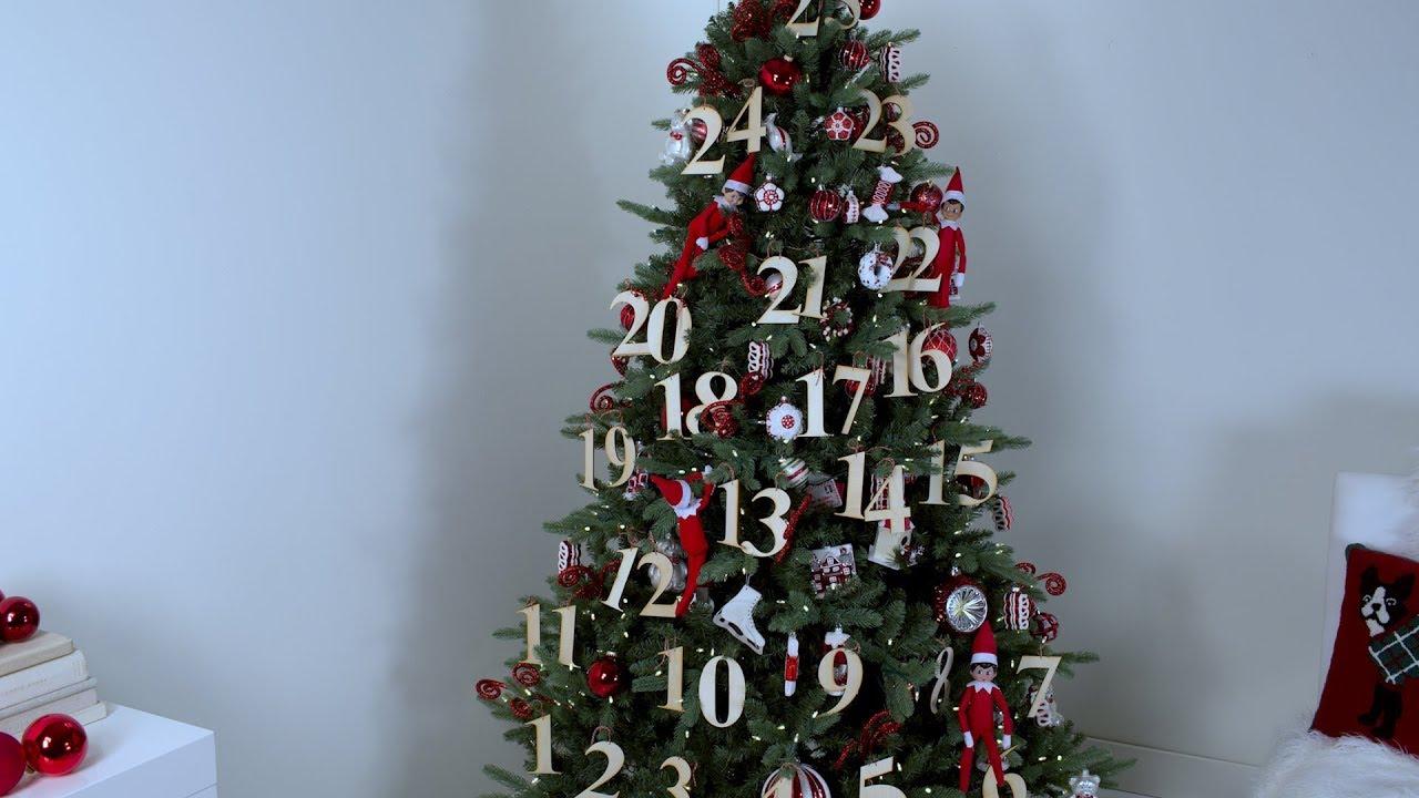Christmas Tree Themes.Elf On The Shelf Christmas Tree Theme Martha Stewart
