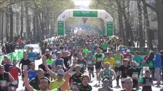 Marathon de PARIS 2015 by FLOP LOVE TRAIL