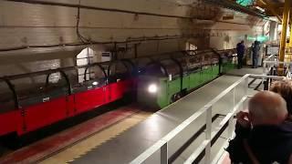 ロンドンの地下郵便鉄道 London Mail Rail