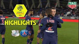 Amiens Sc - Paris Saint-germain 0-3 - Highlights - Asc - Paris / 2018-19