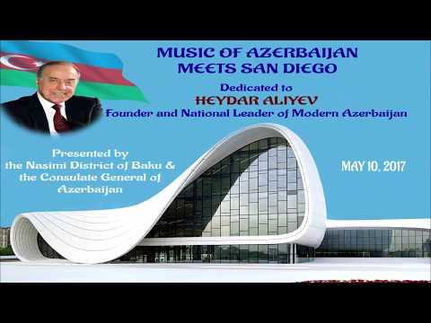 Music of Azerbaijan meets San Diego