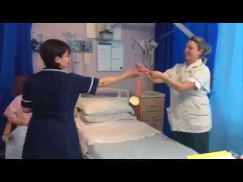 Fall collaborative: Sheffield Teaching Hospitals NHS Foundation Trust