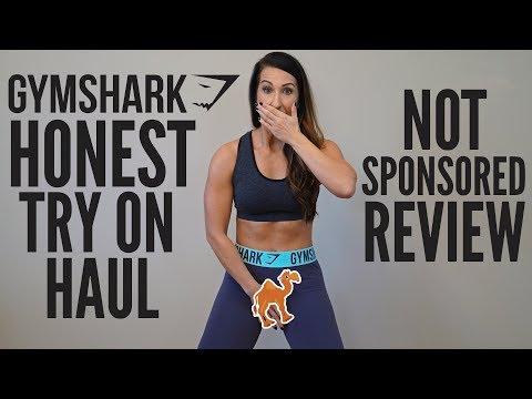 GYMSHARK HONEST Try On Haul Review | Not Sponsored #GYMSHARK