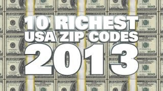 Top 10 Richest ZIP Codes 2013(What are the top 10 richest ZIP Codes in the USA by per capita income?, 2013-06-20T17:38:53.000Z)