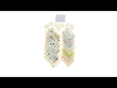 Anna Griffin Paper Doll Card Toppers Youtube