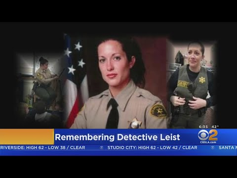 Detective Who Died After Helping Woman Across Street To Be Mourned At Vigil