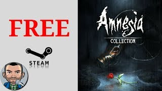 (ENDED) FREE Game Alert - Amnesia Collection (Steam) Limited Time ONLY