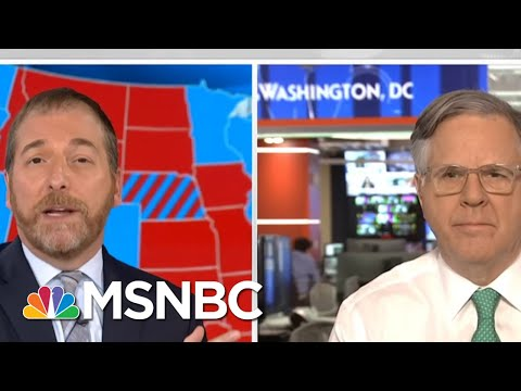 Pete Williams Explains What Will Happen In Today's Joint Session Of Congress | MSNBC