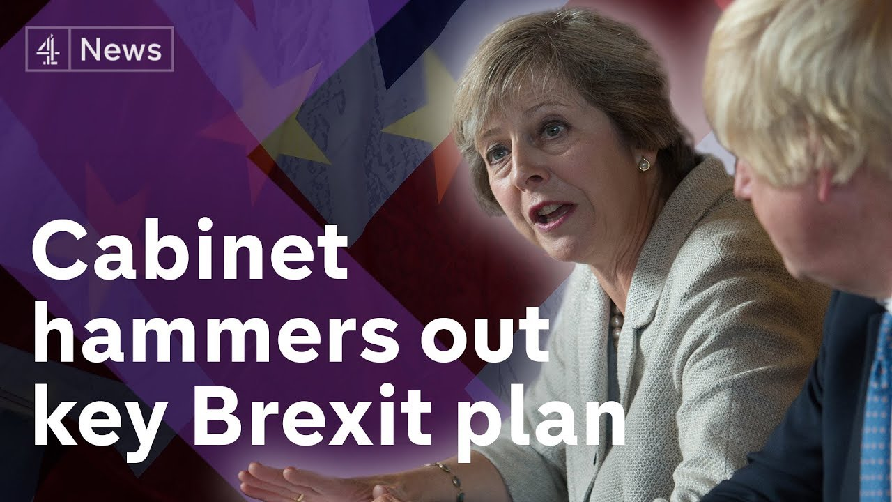 Fractured Cabinet meets to hammer out Brexit plan between Leavers and Remainers