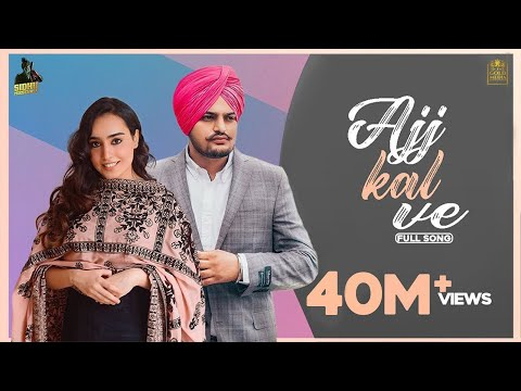 Ajj Kal Ve (Full Video) Song by Barbie Mann, Sidhu Moose Wala | Latest Punjabi Songs 2020