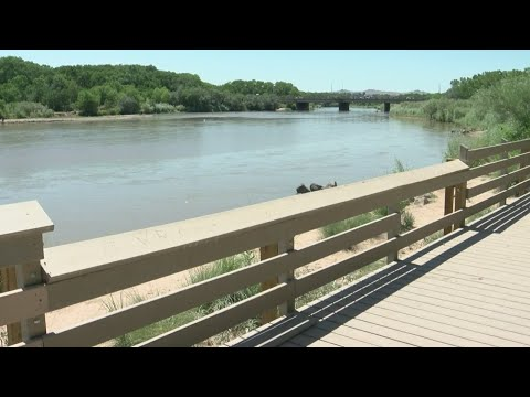 City blames vandals for damaging Bosque riverside boardwalk