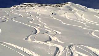Powder skiing on the 2000 in Alpbach Thumbnail