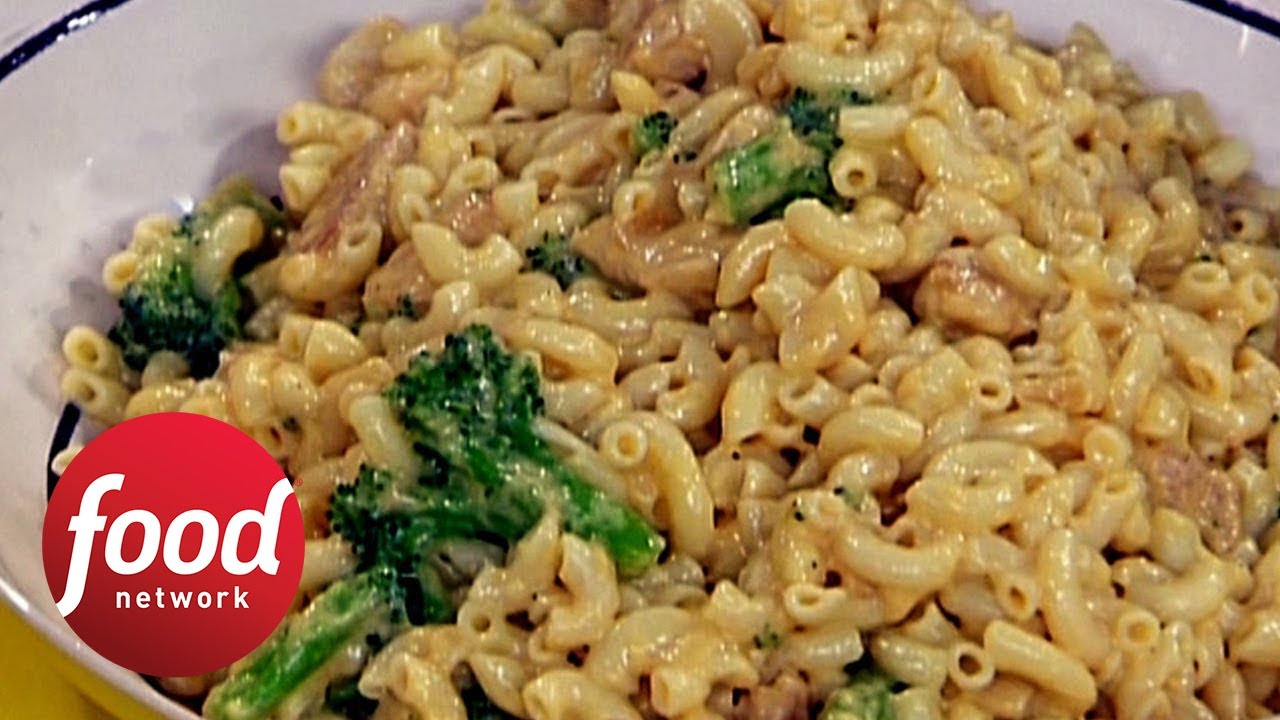 Rachaels mac and cheddar cheese with chicken and broccoli food rachaels mac and cheddar cheese with chicken and broccoli food network forumfinder Choice Image