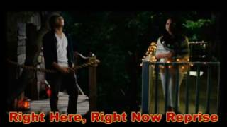 Right Here, Right Now Reprise Movie Clip - HSM 3 (HQ)