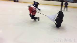 Как развивают скорость в хоккее?