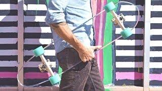 How to Make an Acrylic Longboard | Acrylic Skateboard | DIY