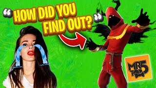 Confronting My Fortnite Boyfriend.. (He CHEATED)