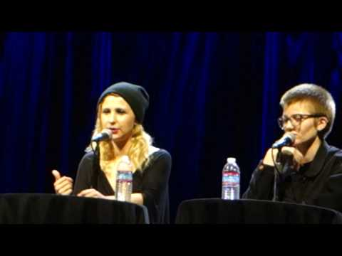 Pussy Riot: In Conversation - Q&A with Masha Alyokhina – Berkeley, 2016