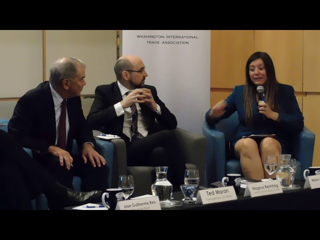 5/3/17 NextGenTrade™ - Global Value Chains and the Trade Policy of the Future - Panel Part 2