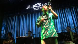 [Def Tech] おんがく♫MUSIC with Jawaiian All Stars @Blue Note Tokyo