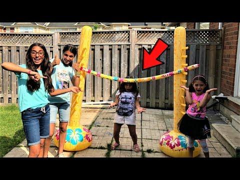 Kids Inflatable Limbo