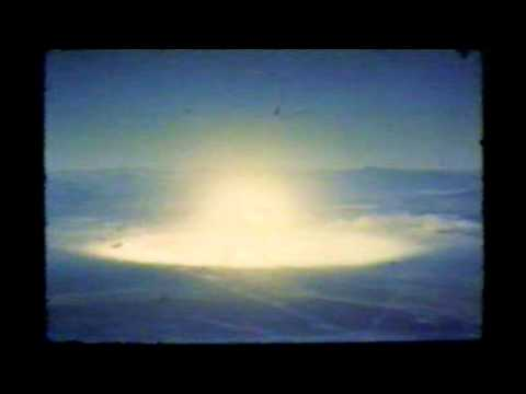 1951 Operation Ranger Nuclear test series conducted at the Nevada Proving Ground