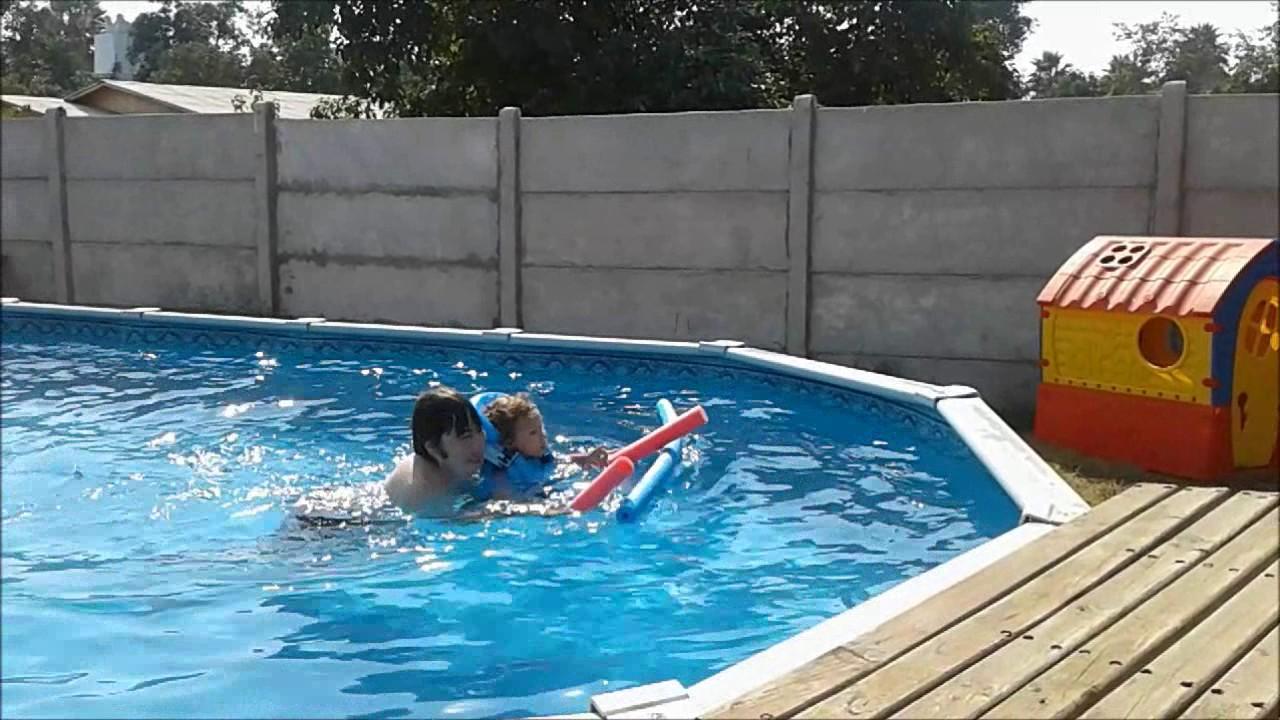 Vlog junta undertale piscina asado blondie picnic for Vlog in piscina