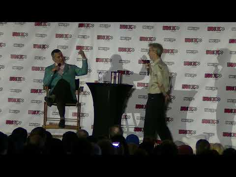 Bruce Campbell Q&A at Fan Expo 2017 [shaky, tilted]