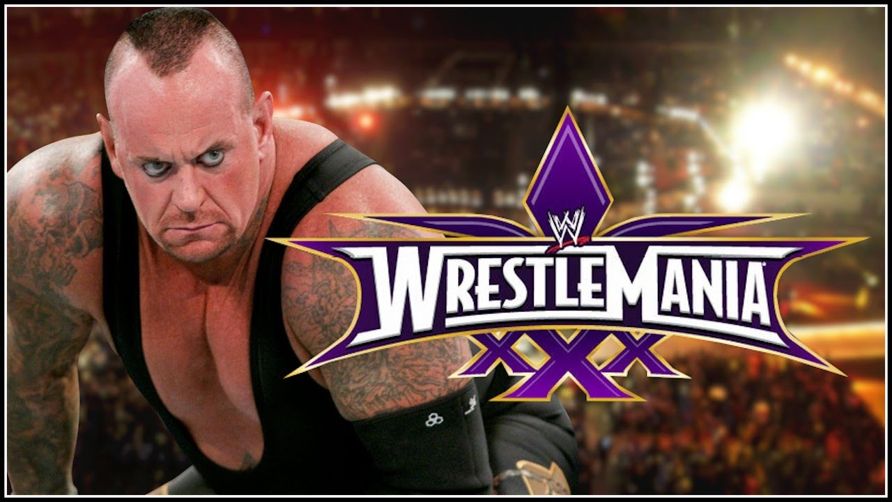 WWE  The Undertakers Rumored Wrestlemania 30 Opponent