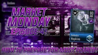 MOST FEARED THIS WEEK HERE'S HOW TO PREPARE FOR IT! MARKET MONDAY EP 4 Madden Overdrive