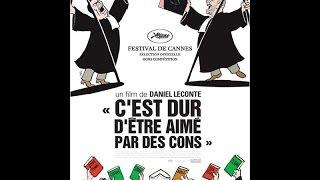 """Film annonce """"C'est dur d'être aimé par des cons"""" un film de Daniel Leconte"""