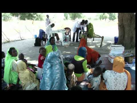 Niger Chad Health